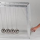 Jumbo Newton's Cradle